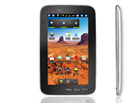 "TOUCHLET 7""-Android-Tablet-PC X7G GPS/ Multi-Touch/ 1,2GHz-CPU/ HDMI (Bild 1)"