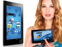 "TOUCHLET Tablet-PC X5 mit Android4.0, kapazitivem 7""-Touchscreen, HDMI (Bild 3)"