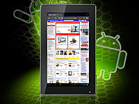 "TOUCHLET Tablet-PC X5 mit Android4.0, kapazitivem 7""-Touchscreen, HDMI (Bild 1)"
