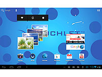 "TOUCHLET 7""-Tablet-PC X7Gs mit GPS, Multi-Touch, HDMI, Android4.0 (Bild 3)"