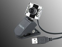 USB-VGA-WebCam mit LED-Licht (Bild 3)