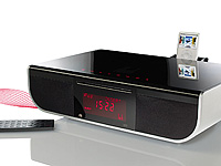 "2.1-Home-Entertainment-System ""Roth ALFiE"", Dock f. iPod (refurbished) (Bild 2)"