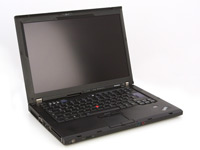 "Lenovo ThinkPad T61, 14,1"" WXGA, 2x2,0GHz, 2GB, 100GB, DVD-CDRW, Win7 (Bild 2)"