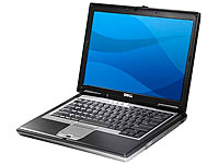 "Dell Latitude D620, 14,1""/35,8cm, 2x1,83GHz, 2GB RAM, 100GB, Win7 HP (Bild 2)"