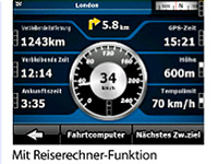 "PEARL 3,5""-Navigationssystem ""V35-1"" Deutschland (refurbished) (Bild 6)"