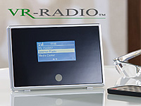 "Internetradio-Receiver & Musik-Streamer ""IRX-510.WLAN"" (refurbished) (Bild 1)"