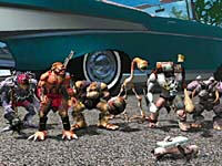 Small Soldiers: Squad Commander (Bild 5)