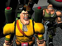 Small Soldiers: Squad Commander (Bild 6)