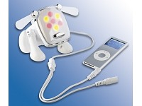 Hasbro e-dog Interaktiver Lautsprecher für MP3-Player & Co. (Bild 2)