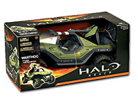 Halo Reach Warthog Jeep with Light Anti-Aircraft Gun (Bild 1)