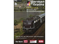 German Trains Vol. 1 - Elektrische Einheitslokomotiven (Bild 1)