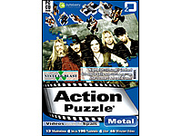 Action-Puzzle Metal (Bild 1)