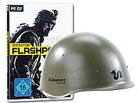 Operation Flashpoint - Dragon Rising Special Edition mit Stahlhelm