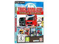 Truck Simulator World Edition (4 Vollversionen) (Bild 1)
