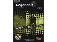eJay Legends Vol. 1 - mehr als 10.000 Samples + Effekt/FX-Studio (Bild 1)