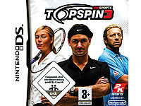 Top Spin 3 (Nintendo DS) (Bild 1)