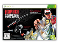 Rapala Pro Bass Fishing 2010 Bundle mit Angelcontroller (Xbox 360) (Bild 2)