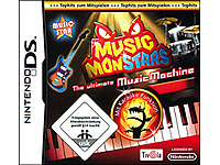 Music Monstars (Nintendo DS) (Bild 1)