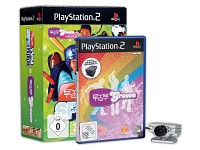 Sony EyeToy Play Groove + Sports inkl. Eye Toy-Kamera (PlayStation 2) (Bild 1)