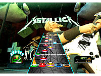 Guitar Hero - Metallica Bundle - Solo Guitar Game (PlayStation 2) (Bild 3)