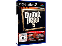 Guitar Hero 5 Guitar Bundle (PlayStation 2) (Bild 2)