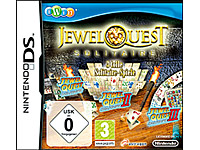 Jewel Quest Solitaire (Nintendo DS) (Bild 1)