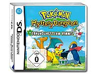Pokémon Mystery Dungeon - Erkundungsteam Himmel (Nintendo DS) (Bild 1)