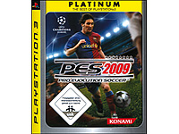 PES 2009 - Pro Evolution Soccer (PlayStation 3) (Bild 1)