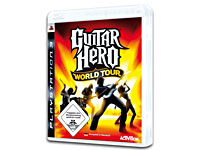 Guitar Hero World Tour (PlayStation 3, nur Spiel) (Bild 1)
