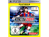 Pro Evolution Soccer 2011 (PlayStation 3) (Bild 1)