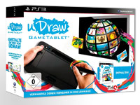 uDraw Game Tablet inkl. Instant Artist für PlayStation 3 (Bild 2)