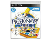 Pictionary Plus für uDraw (PlayStation 3) (Bild 1)