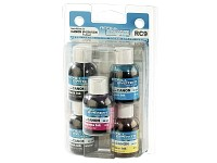 Refill-Kit für CANON black + color (5x30ml) (Bild 5)