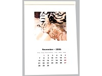 Your Design Fotokalender-Set A4 hoch (140g/m�) (Bild 2)