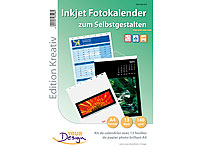Your Design Fotokalender-Set A4 hoch (140g/m�)
