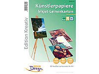 Your Design 80 Blatt Leinenpapier 185 g/m� matt