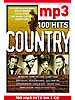 100 MP3-Hits Country Music (MP3-CD)