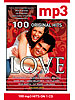 100 MP3-Hits Love (MP3-CD)