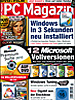 "PC Magazin 03/10 mit Film ""Kiss Daddy Good Night"""