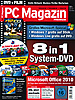 "PC Magazin 08/10 Premium mit Film ""Nitro - A Heart Stopping Ride"""