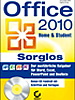 Office 2010 Home & Student sorglos (Buch + CD-ROM)
