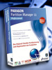 PARAGON Partition Manager 11 Professional