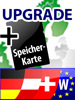 ''TourMate MX-350'' Software mit Kartenupgrade Westeuropa