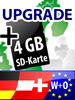 ''TourMate MX-350'' Software mit Kartenupgrade Europa
