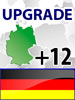 VX-50 Navigationssoftware- Upgrade D+12 Länder