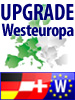 RSX-50C Navigationssoftware- Upgrade Westeuropa