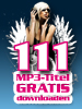 Galaxymusic-Gutschein: 111 MP3-Songs legal downloaden