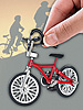 BMX Finger-Bike
