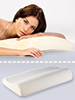 Wellness-Schlafkissen aus thermoaktivem Memory-Foam