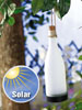 "Solar-LED-Lampe ""Flaschenpost"", warmwei�"
